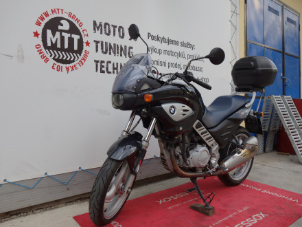 Motorka BMW F 650 CS ABS