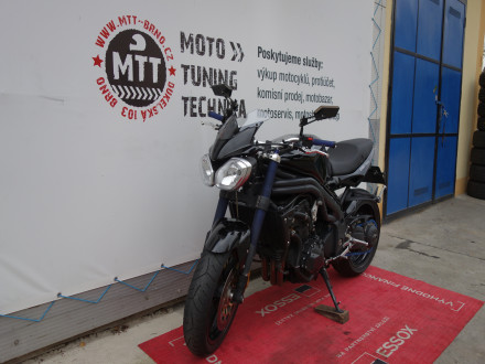 Motorka Triumph Speed Triple 1050