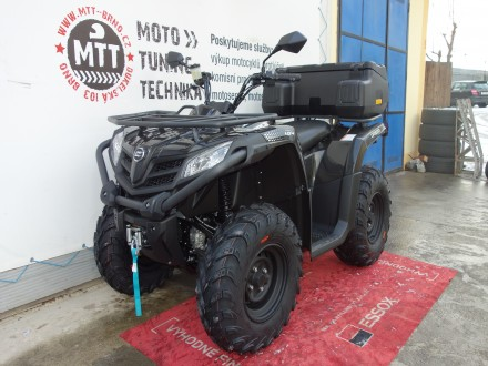 Motorka Journeyman Gladiátor x450 Black edition T3b